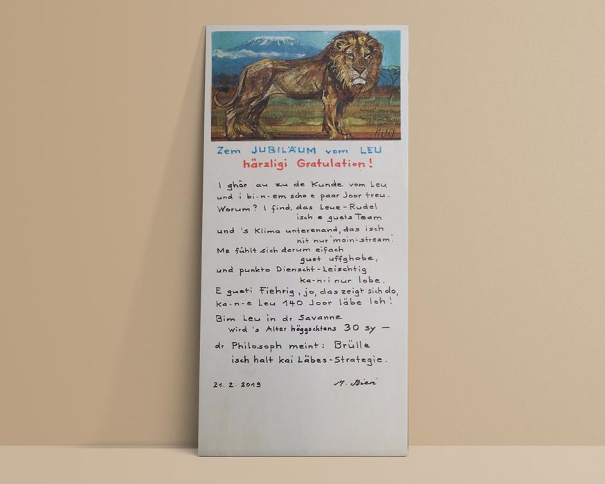 Der Tiger Gedicht