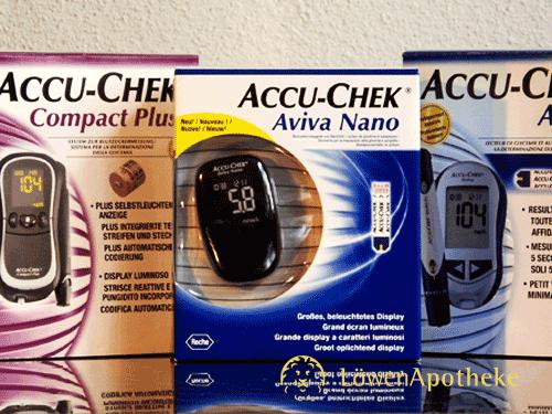 Umfangreiches Sortiment an Diabetiker-Bedarfsartikeln