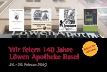 Die Jubiläumswoche 140 Jahre Löwen Apotheke