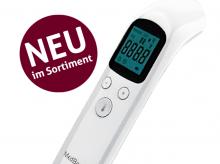Infrarot-Thermometer in Profi-Qualität.
